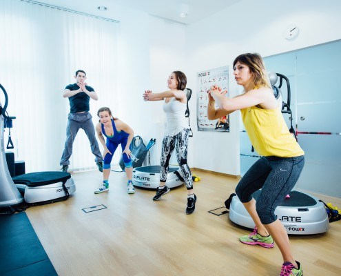 Fitnesstudion in Berlin Charlottenburg